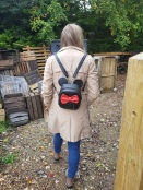 How BLOODY Cute Is Carla's Backpack!